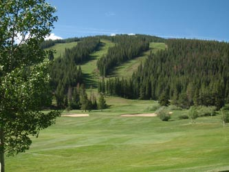 Image of Copper Creek Golf Course Frisco CO