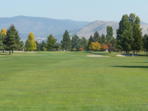 Image of Larchmont Golf Course Missoula MT