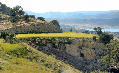 Image of Palisade State Park Golf Course Sterling UT